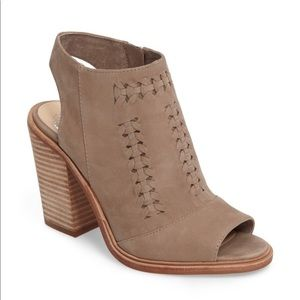 Vince Camuto Katri woven boots